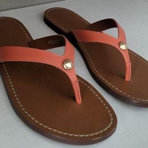 COACH Flip-flop Sandals size 36 // 6